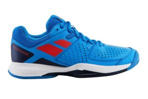 Zapatillas Babolat Pulsion All Court con suela de espiga