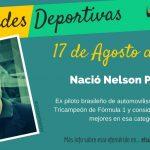 17 de agosto: Nació Nelson Piquet