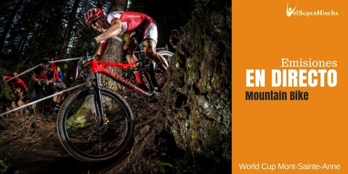 World Cup MTB Mont-Sainte-Anne En Directo