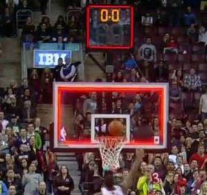 Reglas del baloncesto: 24 segundos