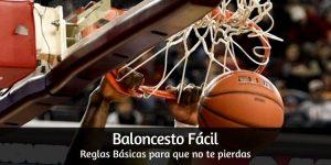 Reglas del Baloncesto. Lo básico para no perderte nada