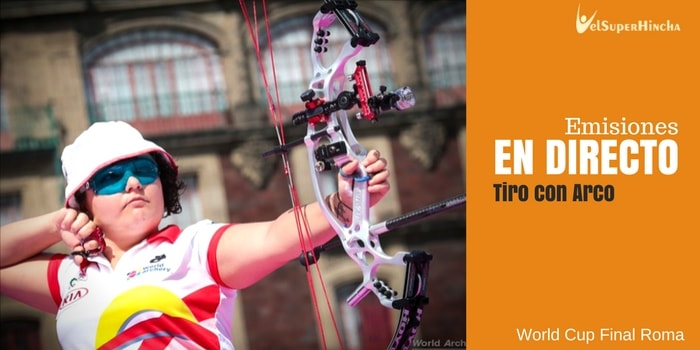 World Cup Final de Tiro con Arco Roma 2017 En Directo