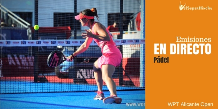 World Padel Tour En Directo. Alicante Open 2017