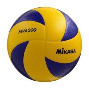 Balón oficial de FIVB con 8 paneles de la marca Mikasa