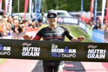 Meta del Ironman 70.3, o Medio Ironman