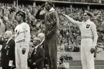 Estados Unidos no apoyó el boicot a Berlín 1936. La estrella fue Jesse Owens