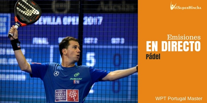 World Padel Tour en Directo. Portugal Master 2017