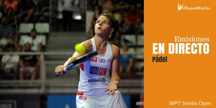 World Padel Tour Sevilla Open En Directo