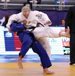 Categorías y Control de Peso en Judo