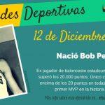 12 de diciembre: Nació Bob Pettit