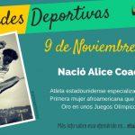 9 de noviembre: Nació Alice Coachman
