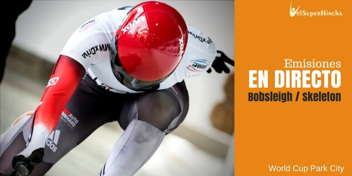 Skeleton y Bobsleigh En Directo. World Cup Park City 2017