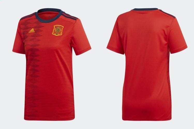 Camiseta Selección Española Femenina