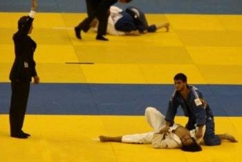 Cuando es Ippon en Judo