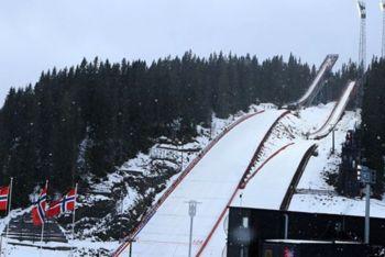 Trampolines Largo y Normal en Noruega