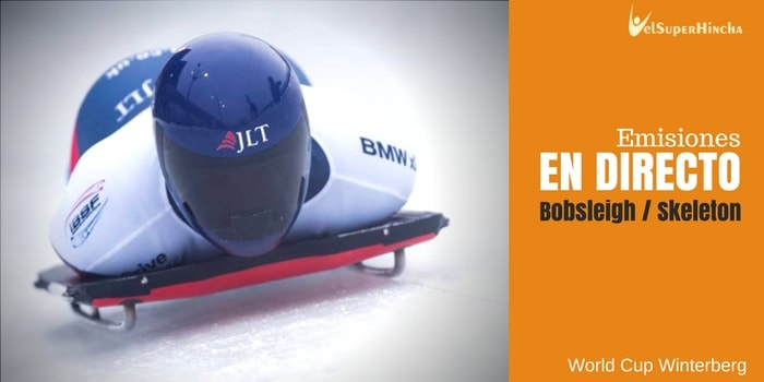 Bobsleigh y Skeleton En Directo. World Cup Winterberg
