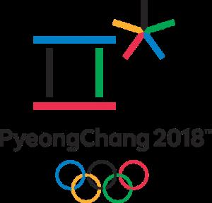 Logo Juegos Olímpicos de Invierno PyeongChang 2018