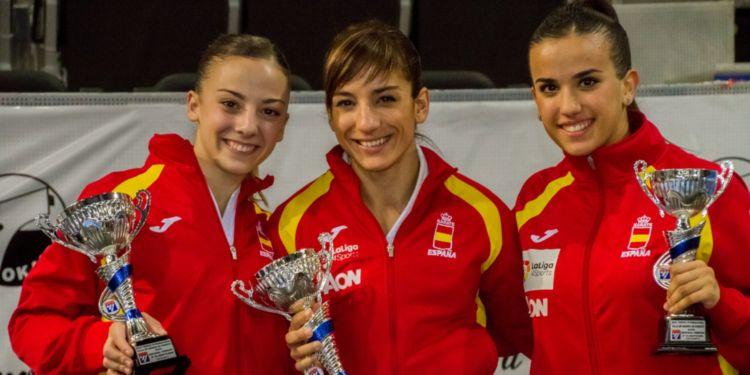 Sandra Sánchez termina 2017 como Nº1 del ranking mundial por 3er año consecutivo