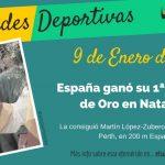 9 de Enero: España consiguió su Primera Medalla de Oro en Natación