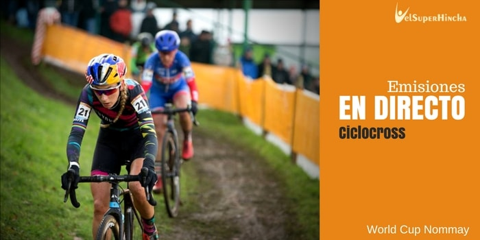Ciclocross en Directo. World Cup Nommay 2018