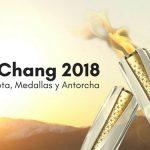 PyeongChang 2018: Logo, Mascota, Medallas y Antorcha
