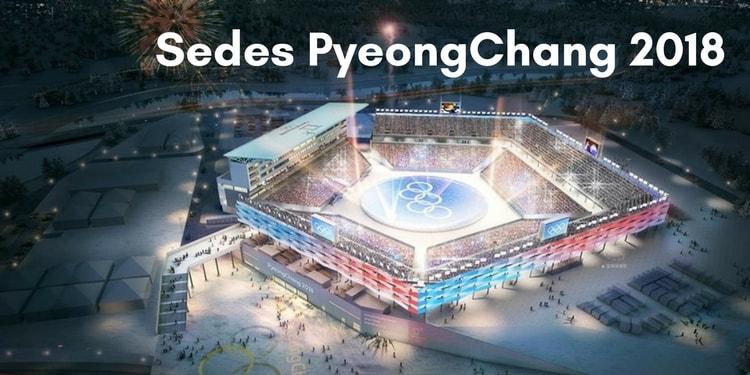 Sedes de los Juegos Olímpicos de Invierno PyeongChang 2018