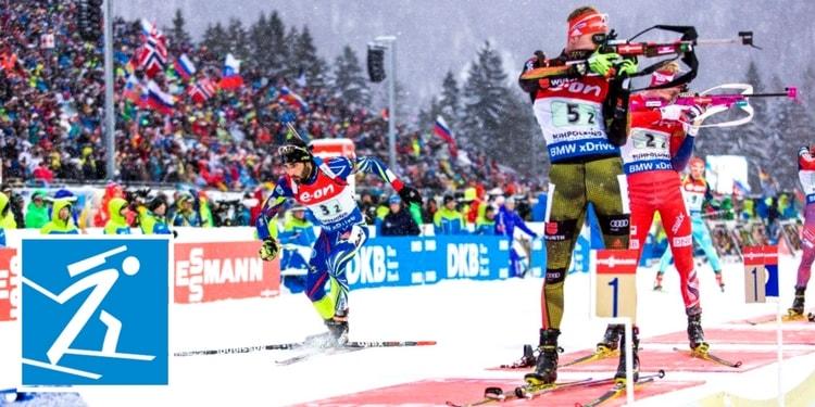 Biatlón de Fondo PyeongChang 2018 En Vivo