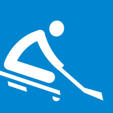 Hockey Hielo en Trineo (Sledge Hockey) @ Centro de Hockey Gangneung