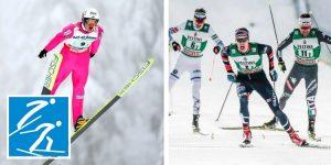 Combinada Nórdica PyeongChang 2018 En Vivo