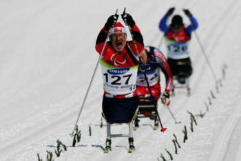 Esquí Nórdico Paralímpico