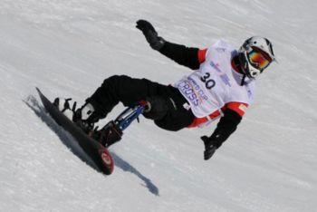 Snowboard Paralímpico