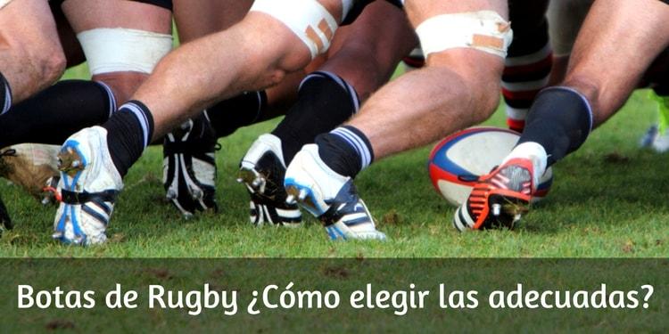 Botas de Rugby ¿Cómo elegir las adecuadas?