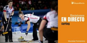 Curling En Directo. Mundial Femenino North Bay 2018