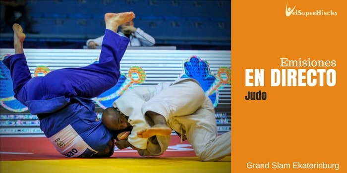 Judo En Directo. Grand Slam Ekaterinburg 2018. IJF World Judo Tour