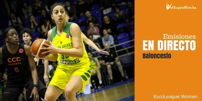 Final Four EuroLeague Women 2018 En Directo