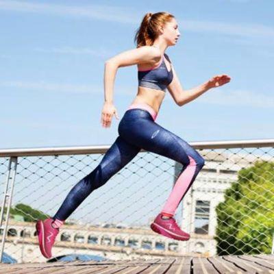 Las zapatillas MBT se pueden utilizar para practicar Running