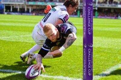Puntuación Rugby: Ensayo