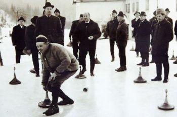 Historia del Ice Stock Sport