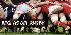 Reglas del Rugby