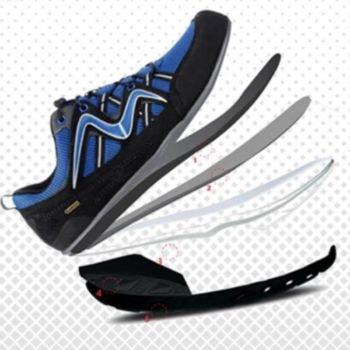 ¿Cómo funciona la suela del calzado MBT?