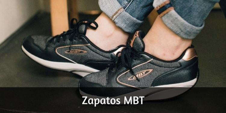 Zapatos MBT para mejorar la espalda y la postura