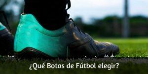 Botas de Fútbol para césped artificial y natural ¿cómo elegir?