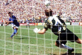 Primer mundial decidido por penaltis: Estados Unidos 94