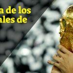 Historia de los Mundiales de Fútbol. Desde 1930 hasta 2018