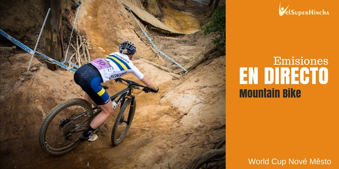MTB En Directo. World Cup Nové Město de Cross Country