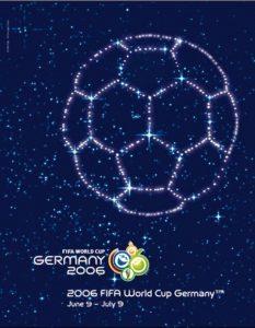 Poster del Mundial Alemania 2006