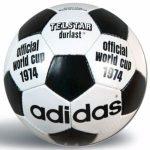 Telstar Durlast, el Balón del Mundial Alemania 1974