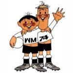 Tip y Tal, las Mascotas del Mundial Alemania Federal 1974