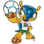 Fuleco, la Mascota del Mundial Brasil 2014