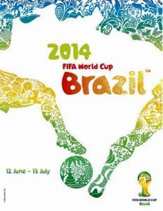 Póster Mundial Brasil 2014